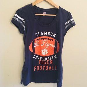 Clemson Tigers Football Tee